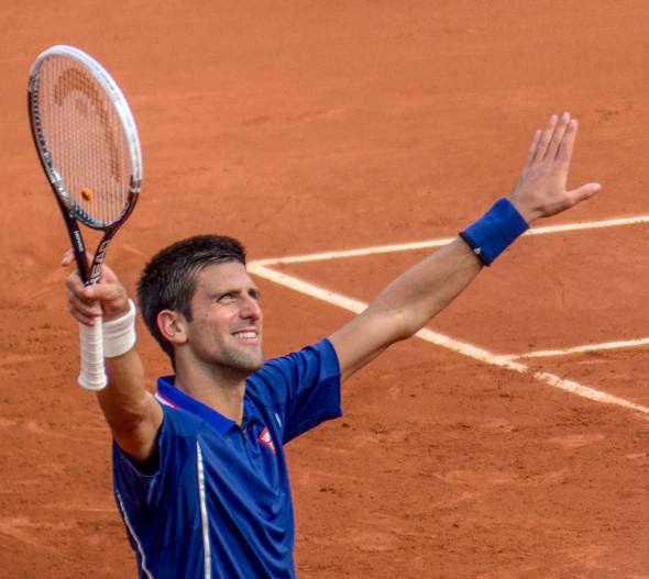 2ème tour Roland Garros 2013 : Novak Djokovic (SRB) def. Guido Pella (ARG)