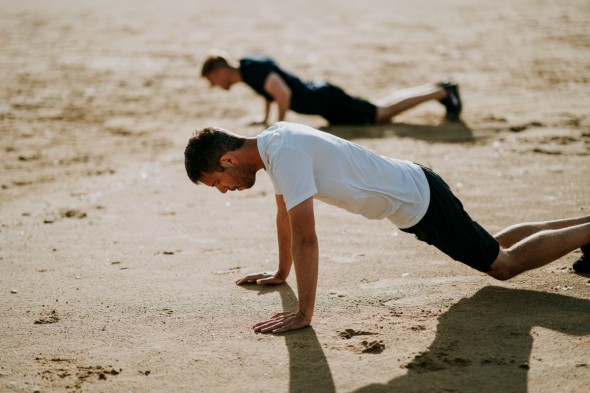 Exercising your way to a stronger immune response